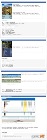 Webpage Addons