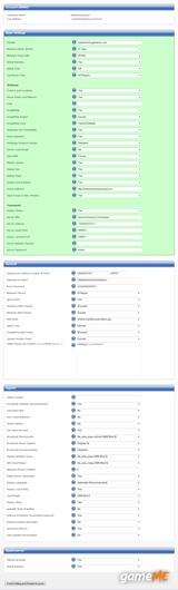 Options Formular